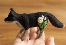 Felted and Fluffy / by Sherry Fredriksen Snider