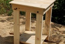 Pallet Creations - Tables