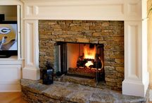 09.  Dream Home - Fireplace / by Sara Griggers