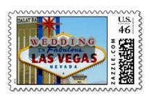 Las Vegas Postage / Las Vegas Postage for Weddings, Birthdays, Anniversaries, Parties, Holidays and more.  http://www.zazzle.com/vegasdusoleil/gifts?cg=196563843826885212&ps=120