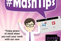 #MashTips / Quick and clever tips and tricks for Purple Mash users.