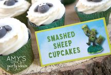 Skylanders Party Ideas / by Wendy Rand