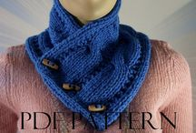 Knitting & Crochet Cowls / Knitting scarves patters, knit cowl patterns, crochet cowl patterns, knitting, crochet, knitting patterns, knit scarf pattersn, crochet scarf pattern, liliacraftparty, crafts, tutorials, knitting tutorials, knitting projects, yarns