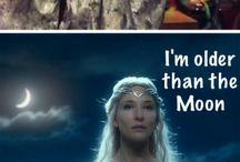Hobbit/Władca Pierścieni