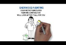 Home Improvement & Painting Videos / Home improvement and professional painting videos including Metro Vancouver painting contractor video.