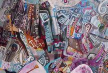 Modern Art / Acrylic abstract painting