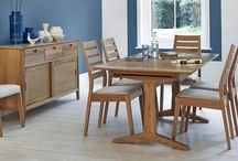 Ercol Montina Furniture / The Oak Montina Collection of Oak Tables, Chairs, Sideboards and all Occasional Furniture