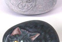 gato n piedra