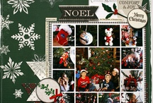 Scrapbooking Pages-Christmas