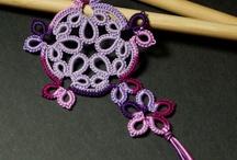 crochet - tatting