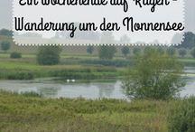 Reisen - Rügen / Auf dieser Pinnwand pinne ich Pins mit Tipps und Empfehlungen für Reisen nach Rügen.