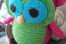 Crocheting Fun / by Meleah Jurasek