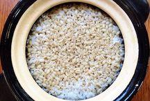 もち麦と米粉レシピ