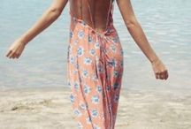 in with maxi dresses