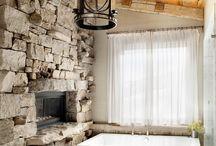 Bad / Inspiration zur Badezimmereinrichtung, Dekoration und Gestaltung