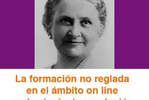 Sistema Educativo Español / ¿Qué es la formación reglada y no reglada? http://www.slideshare.net/juliettaschool/sistema-educativo-espanol-31471834