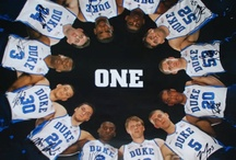Duke / DUKE BASKETBALL!!! 💙🏀 / by Karen Ashley