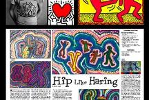Art Ed. Haring
