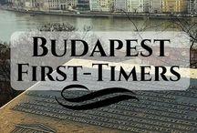 Budapest trip. / 21/10/17 - 26/10/17