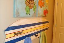 Kids bathroom ideas / by Casey Hylton