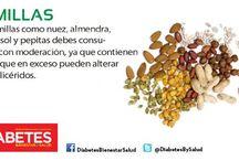 Nutrición y Diabetes / Conoce los beneficios que pueden aportar los alimentos a tu salud.