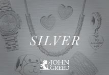 S I L V E R / Do you prefer silver rather than gold? You're not alone! Come take a look through the many silver pieces we have at John Greed Jewellery >>> http://jgj.im/1JjU73V