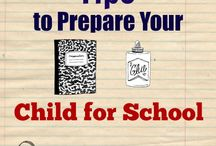 Back to School / Back to School activities, ideas for parents and first day of school teacher gifts