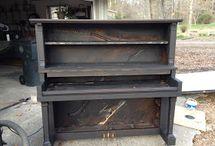 Piano furniture