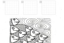drawings patterns