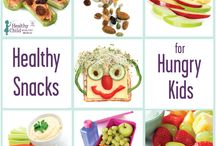 Healthy Recipes for Hungry Kids / Share your best, healthiest, tastiest and family-friendly recipes with us! Recipes must be family-friendly and use non-GMO or organic ingredients. #HealthyRecipesHungryKids / by Healthy Child Healthy World