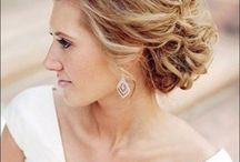 Bridal hair & makeup / Hair and Makeup ideas for the bride-to-be.
