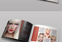 Prints Layout Design / Design about album, brochure, flyer, etc.