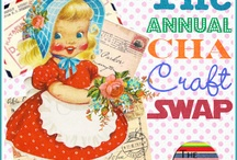 CHA Craft Swap 2012