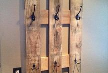 wood pallets / by Ada Trexler Lyerly