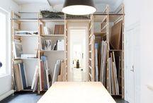 Home, Art Studio