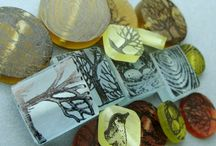 FAV ARTISAN: HEATHER POWERS/HUMBLEBEADS / Heather Powers, Humblebeads ceramic/polymer clay and jewelry artisan.