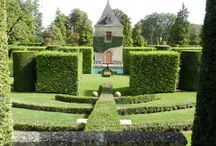 French Chic / French gardens that will make you want to travel!