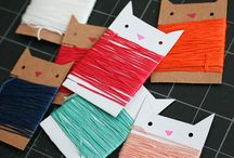 Organising your Embroidery Floss