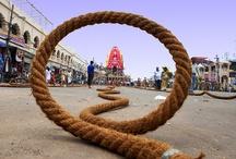 Juggernaut / Great photos of the Rath Yatra