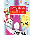 Licensed Products / My Little Pony, Shopkins, Transformers, WWE, RIO, Garfield / by Brush Buddies