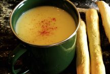 Soups for all Seasons / Vegetarian and Vegan Soups and Noodle Bowls