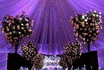 Blommor och dekorationer
