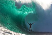 Surfing / Purest of all lifestyles.