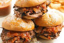 texan bbq food grill