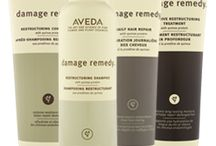 Our salon products! / Aveda / by Vanessa Bren