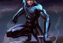 Batman/ Nightwing