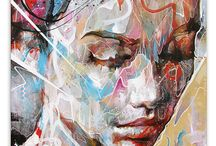 acryl schilderijen inspiratie
