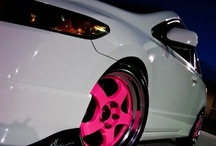 Rims, Tint, & Accessories.  / Aftermarket or not, sometimes it's worth adding a little accessories to your vehicle.