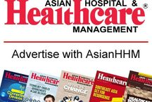 ASIAN HOSPITAL and HEALTHCARE MANAGEMENT / Magazine for healthcare industry leaders.  Asian Hospital & Healthcare Management is a quarterly publication from Ochre Media Pvt. Ltd. It is the leading healthcare title in print and digital versions serving the information needs of key executives from the world's leading healthcare providers. Asian Hospital & Healthcare Management covers important issues and trends shaping the future of the healthcare industry across Asia and rest of the world.