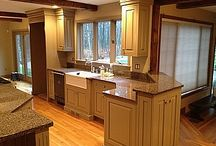 Kitchens / Refinsihed Kitchens by The Paint Shop, Make your old kitchen look new
